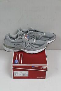 New Balance 990v4 Gray White Mens Size 13 D #M990GL4 Castlerock