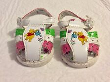 Disney Little Girl's Toddler Size 1 Winnie-the-Pooh Sandals Excellent Condition
