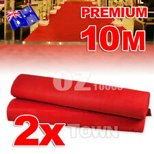 2X Red Carpet Party Wedding Hollywood Awards Night Runner Casino Decoration 5*1m