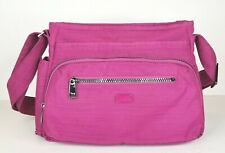 Lug SHIMMY RFID Crossbody Bag Pink