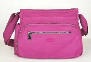 Lug SHIMMY RFID Crossbody Bag Pink