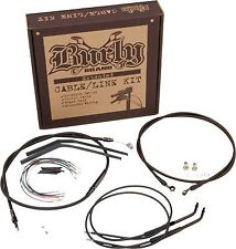 Extended Cable/Brake Line Kit for 14in. Ape Handlebars Burly B30-1000