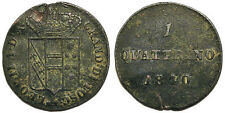 Italien Firenze Leopoldo II, Quattrino 1840