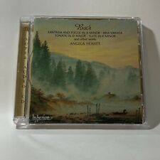 Bach - Fantasia and Fugue - Hewitt - Super Audio CD SACD Hyperion