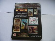 'TRAIN AND TRANSPORT: A COLLECTOR'S GUIDE' by J. ANDERSON & E. SWINGLEHURST