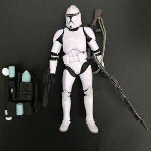 Lots Weapon Knapsack Accessory For 3.75/'/' Star Wars R2-D2 Droid Clone Trooper
