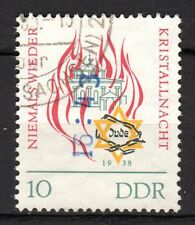"Germany / DDR - 1963 25 years ""Kristallnacht"" - Mi. 997 FU"