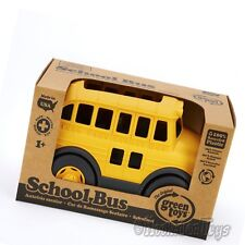 Green Toys - School Bus SCHY-1009 Made in the USA - BPA, Phthalates & PVC Free