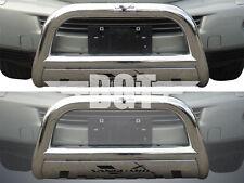 """BGT 2004-2009 LEXUS RX330 RX350 RX400H FRONT 3"""" BULL BAR BUMPER GUARD S/S"""