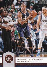 Derrick Favors  2016-17 Panini Excalibur Basketball Sammelkarte, #171