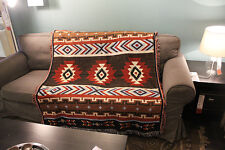 Home Decor Aztec Navajo Towel Mat Throw Wall Hanging Cotton Rugs Geometry Woven