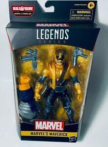 Marvel Legends Deadpool Wave Maverick 6-inch Action Figure BAF Strong Guy