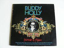 ALBUM 2 VINYLS...BUDDY HOLLY