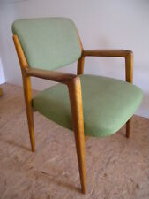 Wilkhahn 50er Jahre Armlehnstuhl mid century Design Stuhl chair lounge danish