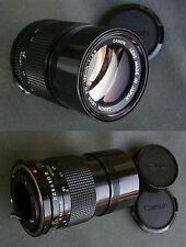 Originale CANON FD new 135mm f3,5 x FTb F1 A1 AE1 program AT1 EF T70 T80 T90