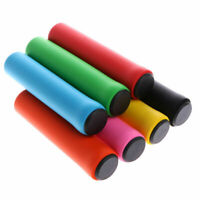 New Bicycle Cycling Foam Grips Soft Comfortable Anti-Slip Sponge Handle  Grip