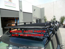 Open Ended Alloy Roof Rack 2200mm for Toyota Land Cruiser 75 78 Troop Carrier