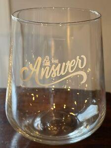The Answer Brewpub - House Joose Glass