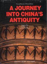 Journey into China's Antiquity 4 Volume Set  New Books
