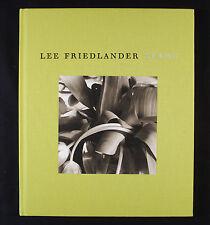 Lee Friedlander Stems New & Signed Photography Book