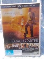 COACH CARTER SAMUEL L. JACKSON,ASHANTI DVD M R4