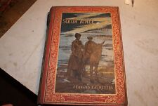 """Calmettes """"Soeur Ainée"""" illustré /Librairie d'éducation de la Jeunesse"""