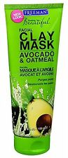 Freeman Feeling Beautiful Facial Clay Masque Avocado -