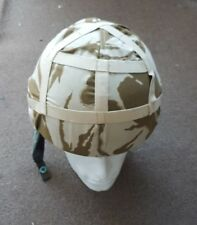Medium British Army Desert Helmet Cover DDPM DPM Mk6 Mk6a new