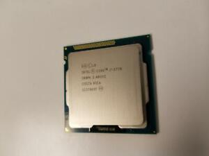 Intel Core i7-3770 3.4GHz 8M Cache Quad-Core CPU Processor SR0PK LGA1155