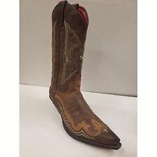 Stivali originali Sendra Boots texani camperos cowboy Biker uomo donna 42
