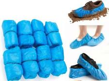 U157 Daily Use Disposable No Odor Waterproof Plastic Shoes Cover Bag 100pcs/lot