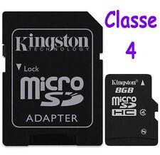 SANDISK - Carte Mémoire Micro SD SDHC SDXC - Au choix 8 16 32 64 128 Gb Go Giga