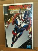 Image Comics, Youngblood: Strikefile #1, NM+, 1993, Double-Sided Issue