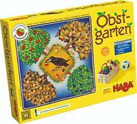 Jeu Farben-Lernspiel Kooperatives Fruit Jardin haba 4170 à partir de 3 Années