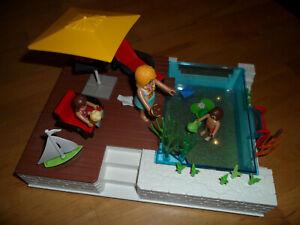 Playmobil Einbaupool für Luxusvilla