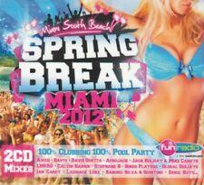 Various - Spring Break - Miami 2012  - 2 CDs -