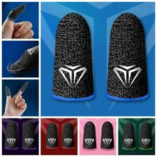 New listing Touch Screen Anti-slip Sweatproof Cover Finger Cots Fingertips Sleeve Gaming