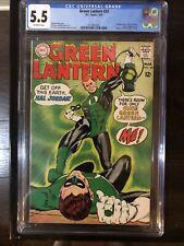 GREEN LANTERN #59 CGC 5.5 1ST APP GUY GARDNER DC COMICS