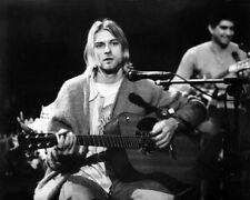 1993 Rock Band Nirvana Glossy 8x10 Photo Kurt Cobain Print Pat Smear Poster