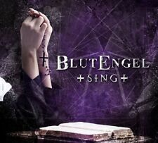 BLUTENGEL - SING  CD SINGLE NEUF