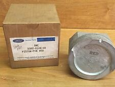 Ford OEM Piston & Pin Assembly NOS D3AZ-6108-GB RED Free Shipping