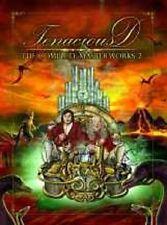 "TENACIOUS D ""THE COMPLETE MASTER WORKS 2"" 2 DVD NEU"
