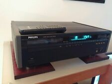 Philips Marantz CD-80 Audiophile CD Player Fully Restored Mint TDA1541A S1 Crown