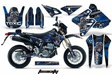 AMR Racing Suzuki Graphic Kit Bike Decal DRZ 400 SM Decal MX Part 00-15 TOXIC UK
