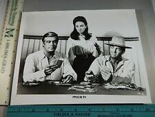 Rare Orig VTG Dean Martin George Peppard Rough Night in Jericho Poker Gambling