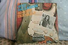 RORY GALLAGHER - Against The Grain (VINYL ALBUM) . FREE UK P+P .................