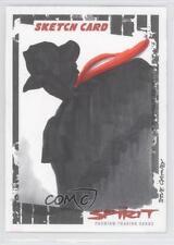 2008 Inkworks The Spirit Sketch Cards #SK-11 Steve Oatney Non-Sports Card 0a7