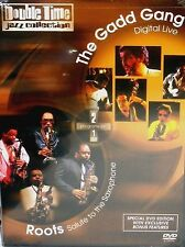 Double Time Jazz Collection ,ROOTS , GADD GANG, NEW DVD FREE SHIP, LIVE CONCERT
