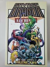 Savage Dragon Archives Volume 2 Image Comics Erik Larsen! 616 Pages! New Unread