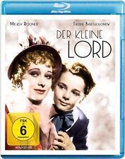 DER KLEINE LORD (Mickey Rooney, Freddie Bartholomew) Blu-ray Disc NEU+OVP